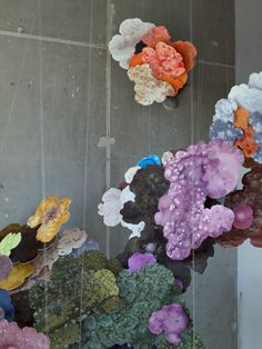 Layered Floating Paintings Inspired by CT Scans - My Modern Metropolis