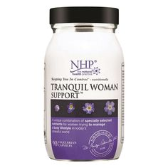 The Natural Health Practice Tranquil Woman Support Supplements