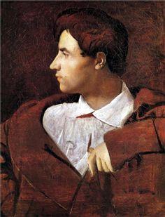 Jean Baptiste Desdeban, 1810 Jean Auguste Dominique Ingres