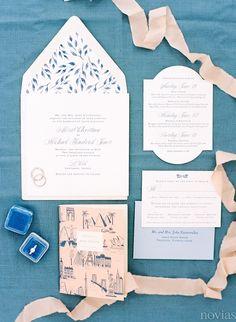 Invitaciones originales de boda