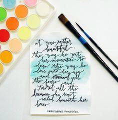 Watercolor-elisabethjordancalligraphy.com