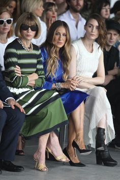 The Anna Wintour effect is both real and intense