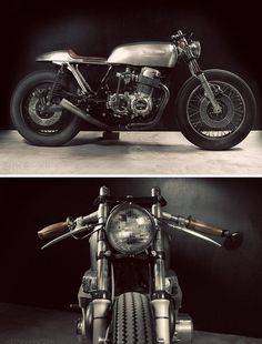 Honda CB750 #caferacer #motorcycles | caferacerpasion.com