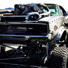 Zombie Charger