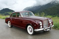 1961 Bentley S2 Continental Chassis no. BC9 0LB Y Engine no. 1389.BC-P3320