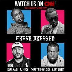 Fresh Dressed 2015 (Video)Fresh Dressed 2015 (Video)