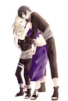 Sai, Ino and Inojin