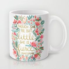 Love. :: Little & Fierce Mug