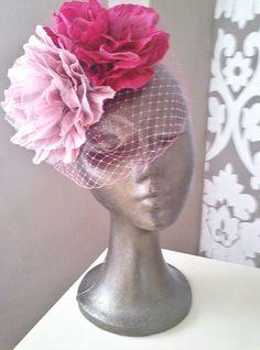Sombreros Fascinator, Fascinator Headband, Turban Headbands, Fascinators, Headpieces, Wedding Headband, Wedding Hats, Tea Party Hats, Millinery Hats