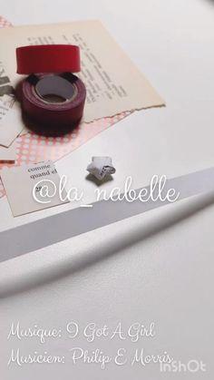 Le tuto vidéo ! Matériel :  * Une bande de papier entre 1 et 2 cm de largeur et de la longueur d'une feuille A4 * De la bonne humeur * Une envie d'en faire plein plein plein Morris, Wedding Rings, Engagement Rings, Activities, School, Good Mood, Envy, Diy Paper Crafts, Paper Strips