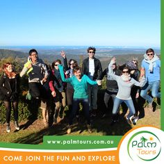 Travelling to new places should be fun for everyone. That's why we guarantee to deliver a refreshingly different one day tour for you, your family and friends.  Your day tour to places such as Brisbane, Byron Bay, Gold Coast Hinterland or Surfers Paradise starts with low cost unique tours that feature trips to secret locations known only to local experienced tour guides.  #palmtours #byronbay #brisbane #goldcoast
