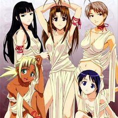 11 Mejores Imágenes De Love Hina Anime Love Arte Anime Y