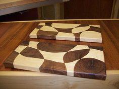 Bunch O' Edge Grain Boards