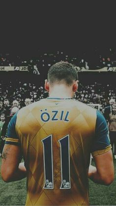 Mesut Ozil #ARSENAL