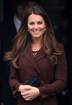 The Duchess of Cambridge at the Havelock Academy , Grimsby.