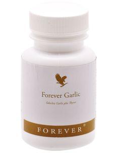 Forever Garlic fra Forever Living | Slank med Forever FIT C9 - Aloevera Portal Danmark