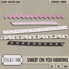Sweet on You Ribbons