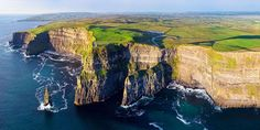 Best for Lush Scenery There's a reason why Ireland is called the Emerald Isle. The lush green scener... - Provided by Hearst Communications, Inc