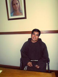 Entrevista con el pàrroco de la Iglesia San Pedro : Domingo Corso.