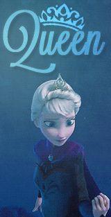 Queen Elsa of Arendelle of DISNEY <3 ELSA FROZEN GIF