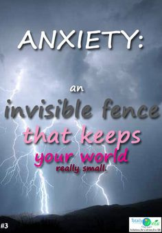 anxiety is all about limits.and it's totally manageable! Invisible Fence, Natural Remedies For Anxiety, Thought Process, Psychology, Neon Signs, Thoughts, Life, Psicologia, Ideas