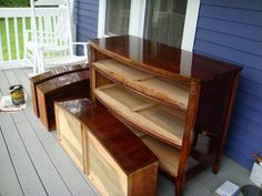 Refinished Buffet On Pinterest Coffee Tables For Sale Antique