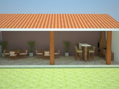 30 Trendy Ideas for pergola de madera barbacoa Covered Pergola Patio, Patio Gazebo, Back Patio, Diy Pergola, Backyard, Fire Pit Swings, Outdoor Living, Outdoor Decor, Interior Architecture