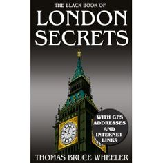 The Black Book of London Secrets (Kindle Edition)