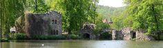 English garden Meiningen