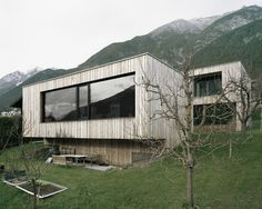 P. HOUSE by Bechter Zaffignani Architekten