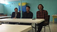 SUPERNATURAL: Jared Padalecki & Jensen Ackles Look to the End of the Show….A Very Long Time From Now
