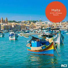 Malta, an island so irresistible even Odysseus stayed for seven years. #wanderlust #WinterWarmUp