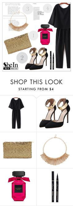 """Shein 1"" by fashion-addict35 ❤ liked on Polyvore"
