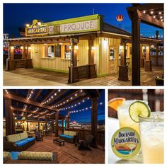 Dockside Margaritas is now open at Disney Springs at the Walt Disney World Resort! This waterfront margarita bar is the perfect place for enjoying the relaxing things in life – Florida style. Stop by soon for handcrafted margaritas, authentic Floridian brews and live waterfront entertainment.