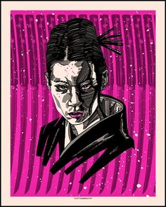 Kill+Bill+-+Cottonmouth+by+Tim+Doyle