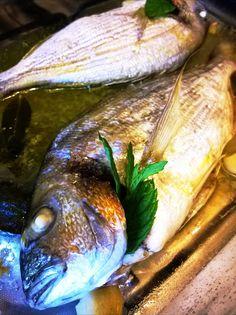 In Cucina con Mamma Agnese: Orate di Mare alla Menta e Salvia #venerdipesce #oratedimare #meglioilmeglio