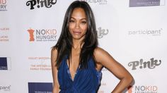 Zoe Saldana claims she's 'let herself go' over the past year as she's stopped dieting and exercising regularly.