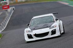 MZ Racing(エムゼット レーシング) マツダモータースポーツ情報サイト - ナイトスポーツ、2014マカオ仕様RX-8をシェイクダウン