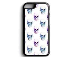 Check out Colorful Skull Pattern For iPhone 4, iPhone 5, iPhone 5c, iPhone 6, iPhone 6 Plus, iPhone SE with FREE iPhone Tempered Glass Screen PRO* on casematicus