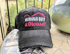 I Love My Auntie She is Rock Classic Adjustable Cotton Baseball Caps Trucker Driver Hat Outdoor Cap Pink
