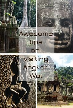 Behind the green mountains and emerald rice fields there used to be a kingdom of mighty Khmers, a civilization that built the splendorous temples of Angkor.: