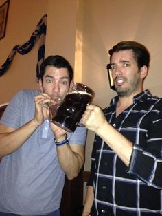 Make sure you're following us BOTH on Facebook for the unexpected. http://www.facebook.com/MrSilverScott  & http://www.facebook.com/MrDrewScott