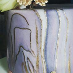 Cake mármol