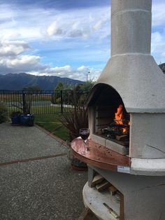 Introducing Buschbeck - the ultimate all in one BBQ, pizza oven, and outdoor fireplace. German-made quality and sold Australia-wide. Pizza Oven Outdoor, Fire Pizza, Wood Fired Pizza, Firewood, Bbq, Backyard, Australia, Outdoor Decor, Home Decor