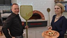 De échte Napolitaanse pizza's? Die vind je in Zuidboulevard | HLN Waregem