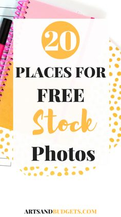 Hey! Have you ever wondered how other bloggers get high-quality photos for their blogs?  If so, you are in the right place! n my latest post, I share 20 ROCKSTAR places online that have free high-quality photos that you can use for your blog and/or biz!- free stock photos, free photos for blog, business tip, blogging