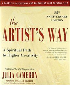 The Artist's Way: 25th Anniversary Edition: Julia Cameron: 9780143129257: Amazon.com: Books 1992