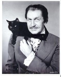 vincent price # best guy # black cat