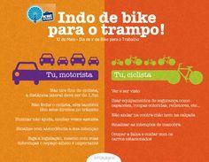 Dia de Bike pro Trabalho