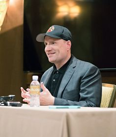 An exclusive interview with Marvel Studios President Kevin Feige. Expect Hulk-sized adventures when hits movie theatres Nov via Kevin Feige, Marvel E Dc, Disney Printables, Hits Movie, Movie Theater, Disney Inspired, Disney Trips, Disney Movies, Presidents